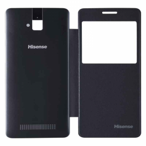 Hisense FUNDA COVER U980B/BKC BLUE/ BLACK WINDOW