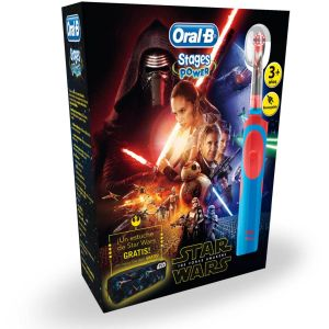 Oral-b PACK CEPILLO DENTAL BRAUN D12 VITALITY STAR WARS