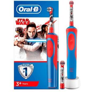 Oral-b Stages Power 80313789 cepillo eléctrico para dientes Niño Cepillo dental giratorio Multicolor