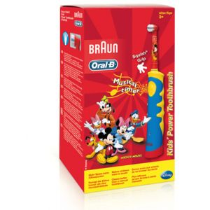 Oral-b CEPILLO DENTAL BRAUN D12 VITALITY MICKEY (D10.513K