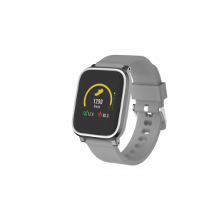 Smartwatch Denver Electronics SW-160GREY reloj inteligente Gris IPS 3,3 cm (1.3