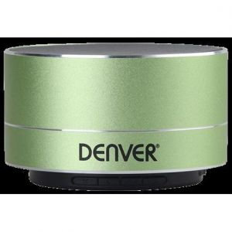 Altavoz Denver BTS-32GREEN portátil 3 W Verde
