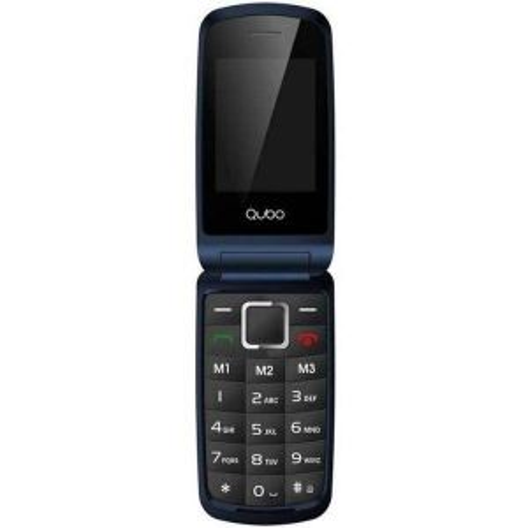 Teléfono Qubo global QUBO OSIRIS BLUE