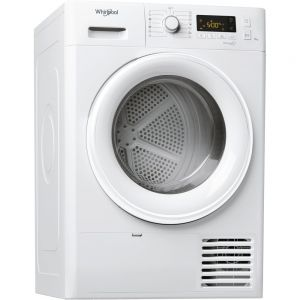 Secadora Whirlpool FT M11 82 EU Independiente Carga frontal Blanco 8 kg A++