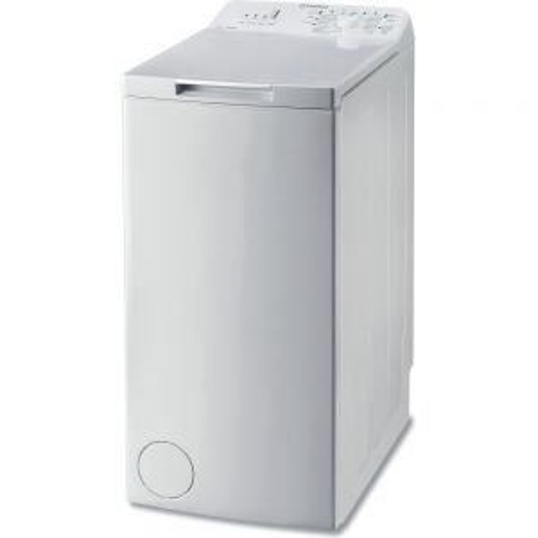 Lavadora carga superior Indesit BTWL60300SPN 6K 1000R A+++ CS