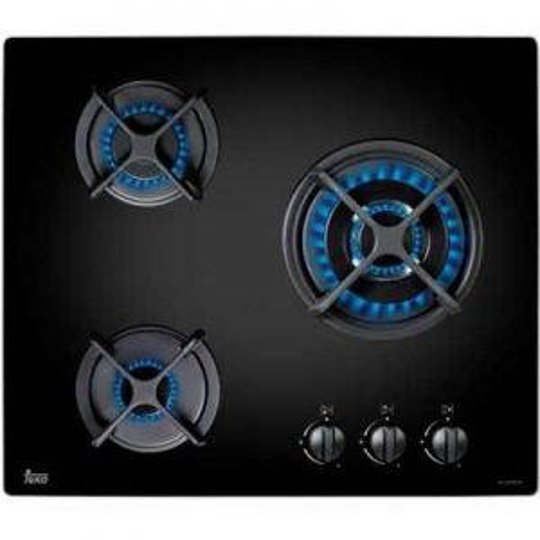 Placa de gas Teka ENCIMERA HF LUX 60 3G AI AL TR CI BUT 3F