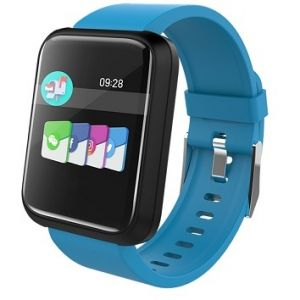 Smartwatch Brigmton BSPORT-17-A AZUL BLUETOOTH