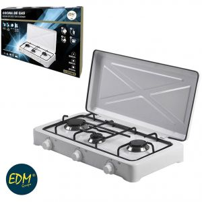 Placa de cocina EDM 8425998074215