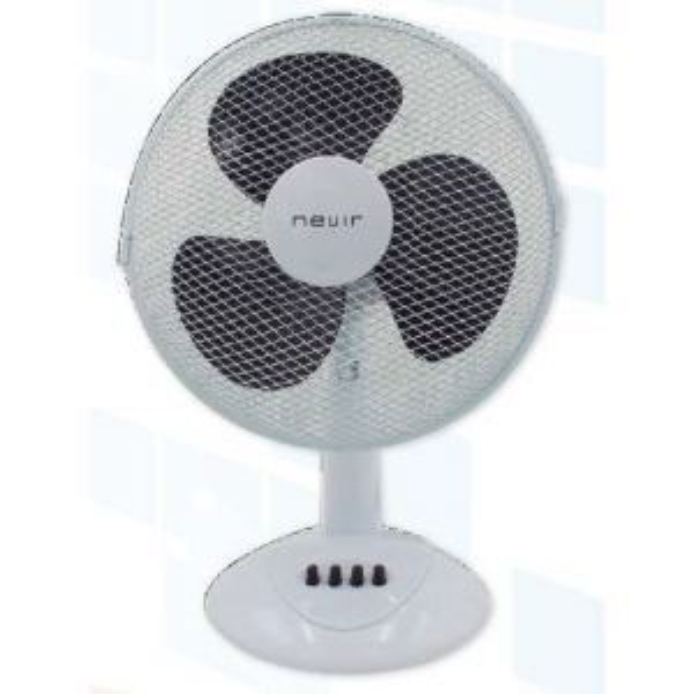 Ventilador Nevir SOBREMESA NVRVM30N 30CM 33W