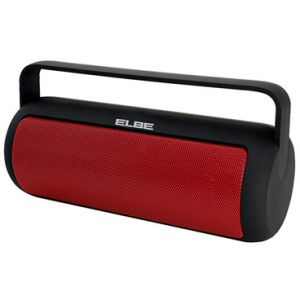 Altavoz Elbe BLUETOOTH RIVER ROJO