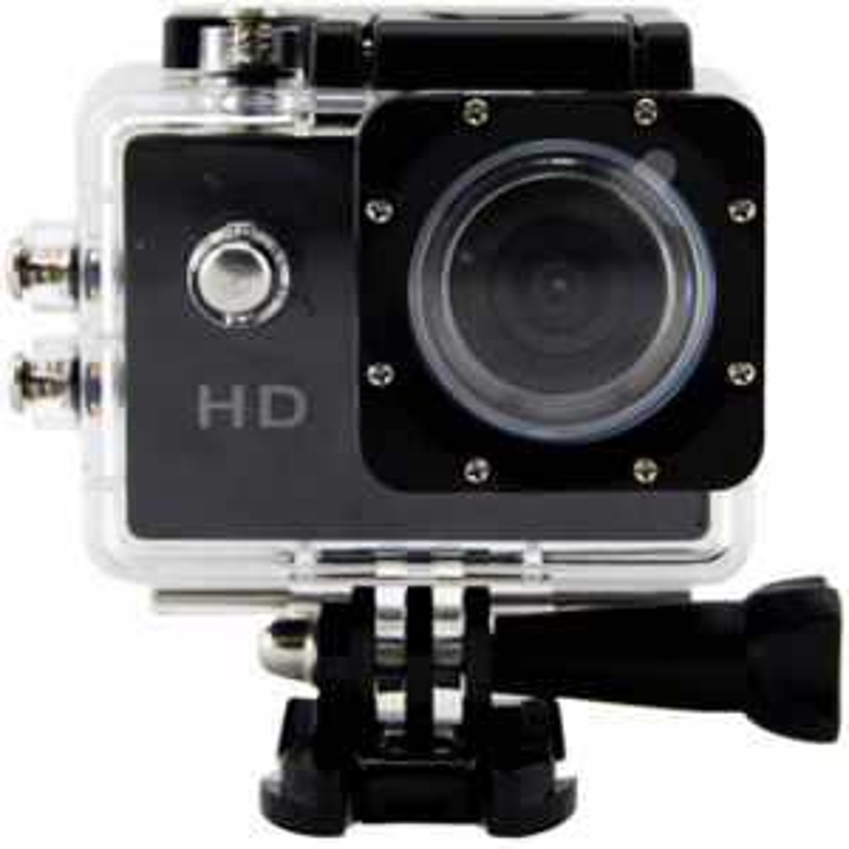 Cámara de vídeo Innova CAM SPORT CAM FULLHD ACCESORIOS