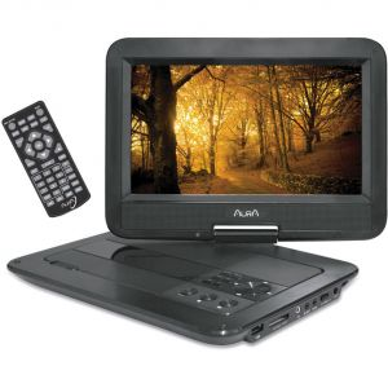 Televisor Aura 10 DV-20 USB SD SOPORTE CABEZAL