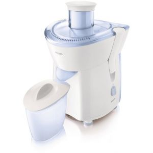 Licuadora Philips Daily Collection HR1823/70 Exprimidor 220W Azul, Color blanco exprimidor