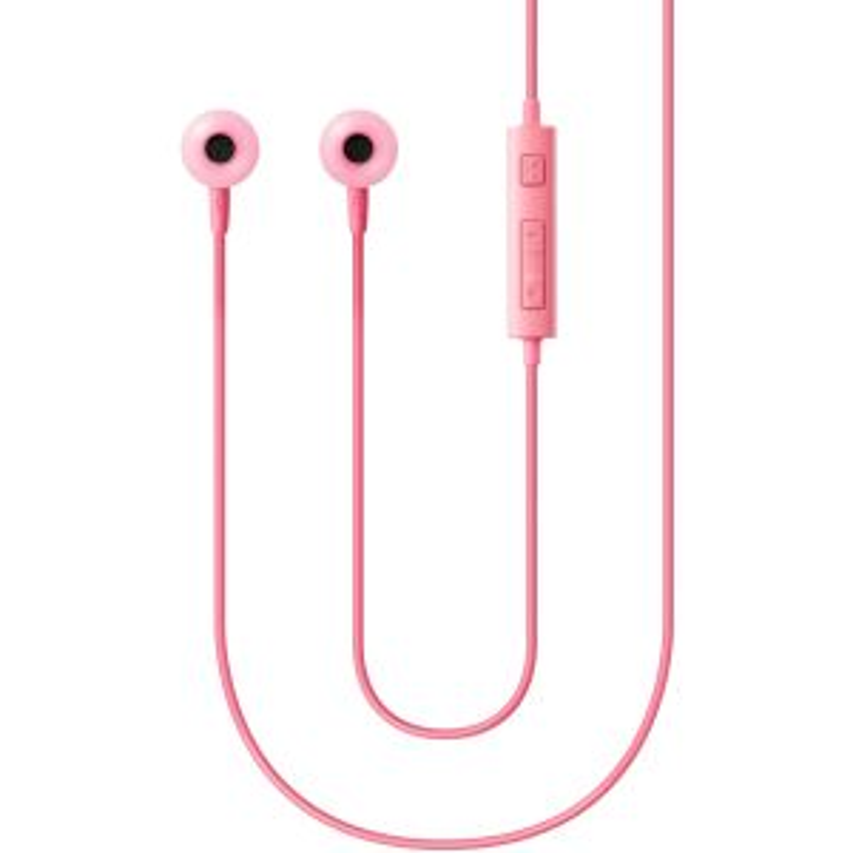 Auriculares Samsung EO-HS130 Dentro de oído Binaurale Alámbrico Rosa para móvil