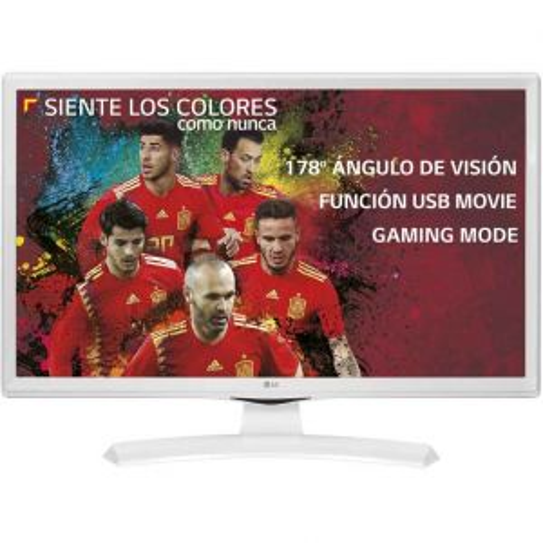 Televisor LG 24 24TK410VWZ FHD PEANA BLANCO