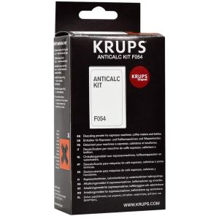 Krups F05400 limpieza de electrodoméstico Cafeteras