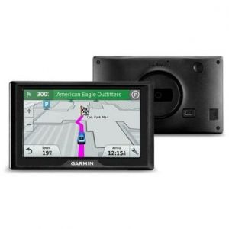 Navegador GPS Garmin DRIVE 5 EU MTS 5