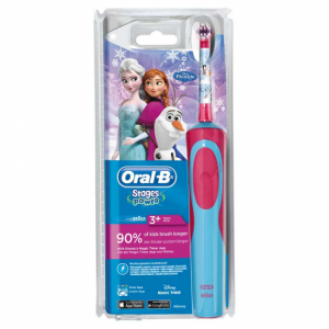 Oral-b PACK CEPILLO DENTAL BRAUN D12 VITALITY STAGES FROZ