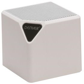 Altavoz Denver Electronics BTL-31WHITE portátil 3 W Mono portable speaker Blanco