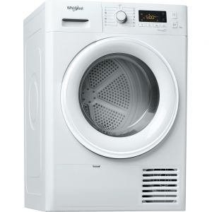 Secadora Whirlpool FT M11 81 EU Independiente Carga frontal Blanco 8 kg A+
