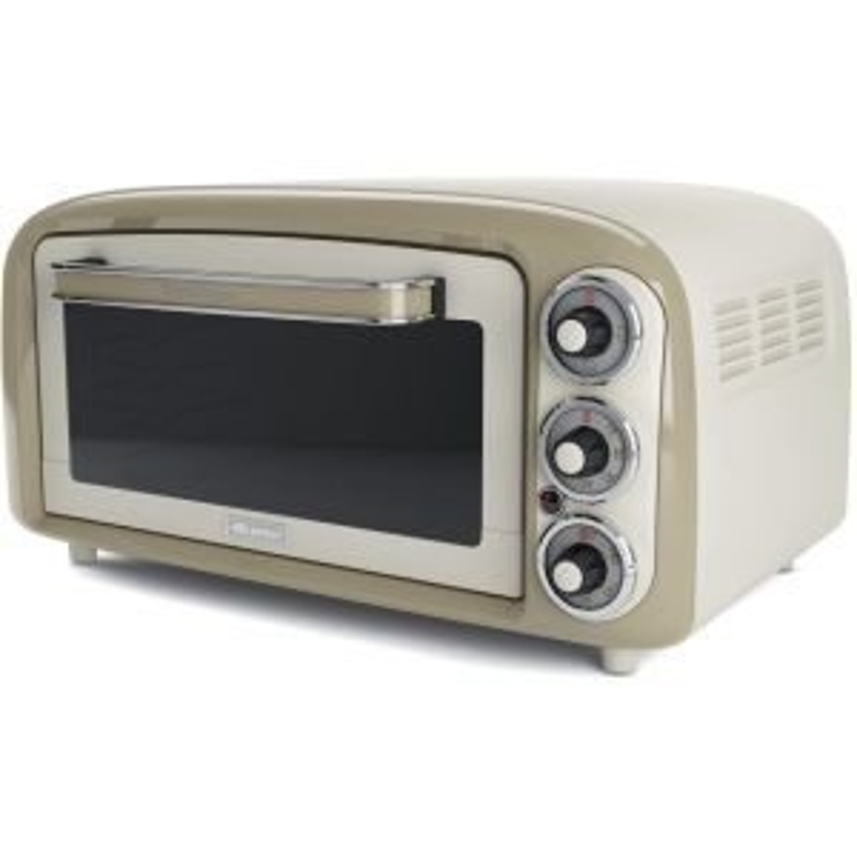 Horno de cocina Ariete 979 18 L 1380 W Beige, Blanco