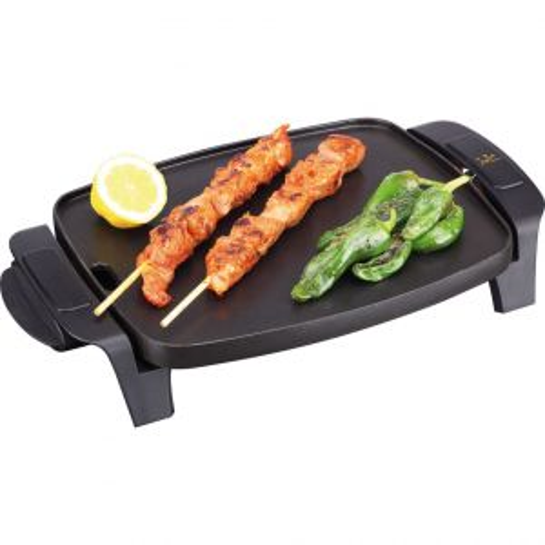 Parrilla-grill Jata PLANCHA ASAR JATA ELEC GR205 28X22CM 1000W