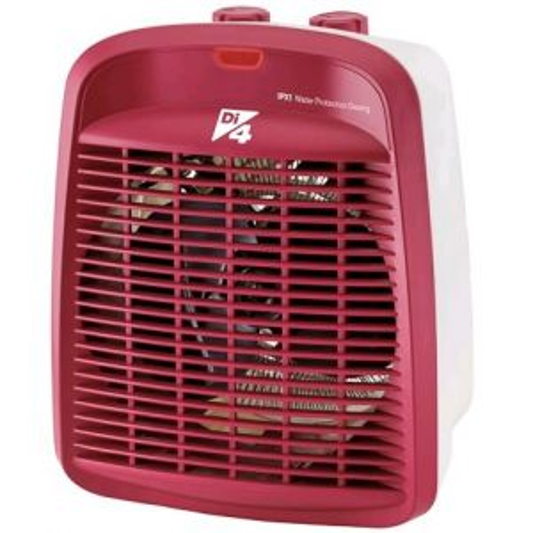 Calefactor DI4 CALORE ROSSO 83104315 2000W IPX1