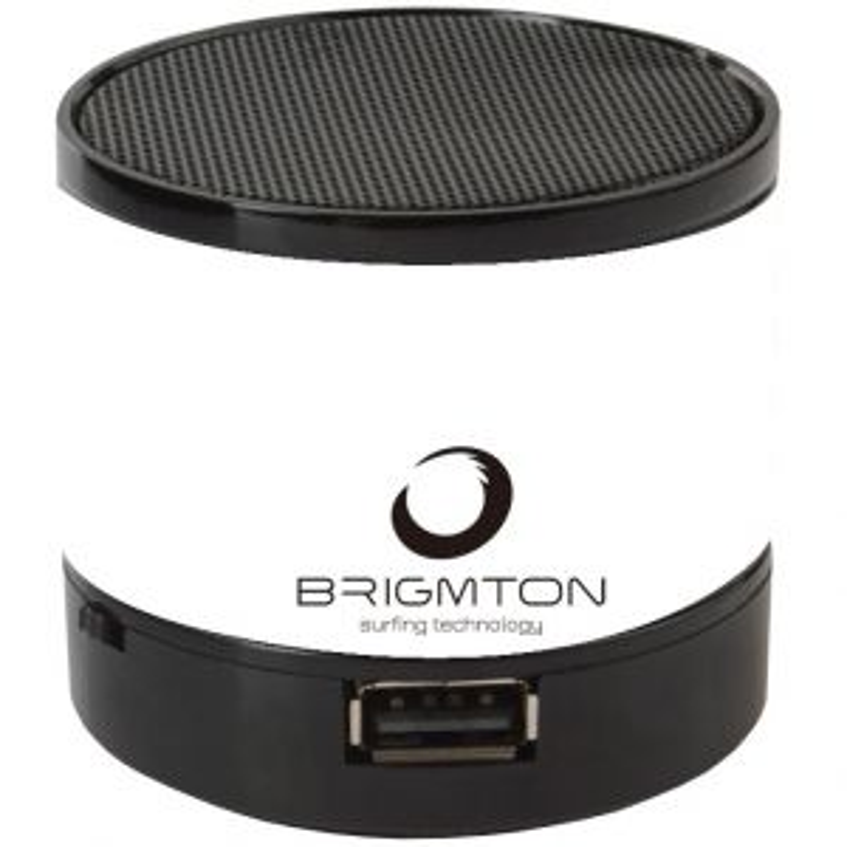 Altavoz Brigmton MULTIMEDIA BAMP-703-B BLANCO