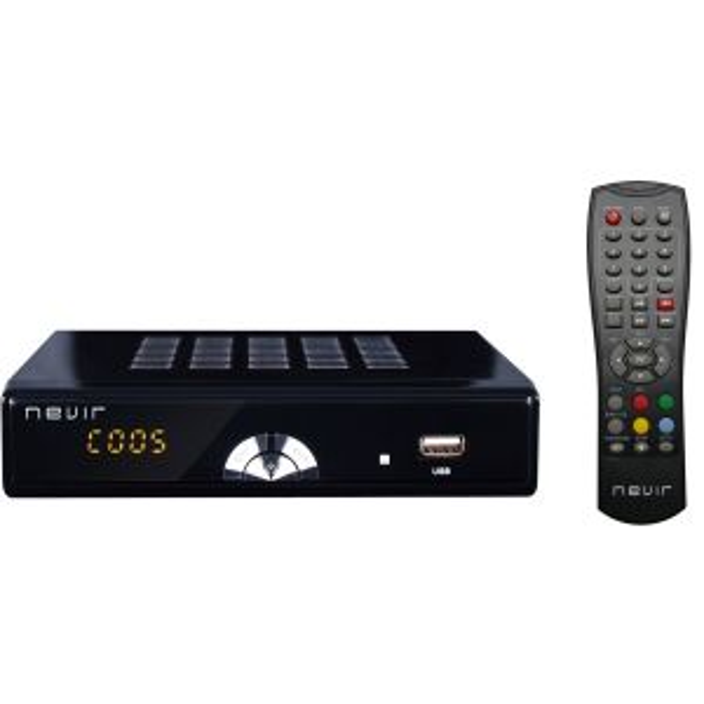 Nevir SINTONIZADOR TDT NVR-2597TDT2M USB-PVR
