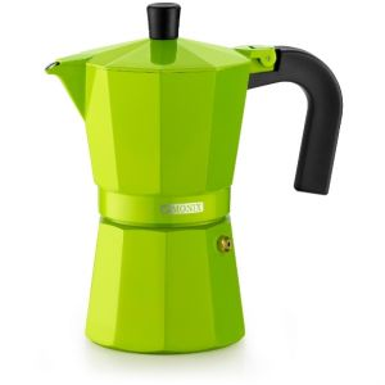 Cafetera Monix M391703 3TZ ALUMINIO LIMA