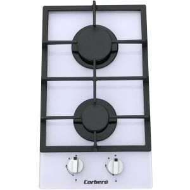 Placa modular Corbero ENCIMERA CPCGY222DWCI 2F BUT 30CM