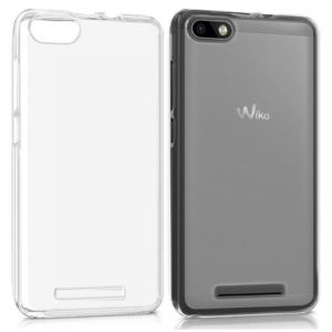 Wiko FUNDA MOVIL LENNY 5 SILICONA MATE TRANSPARENTE